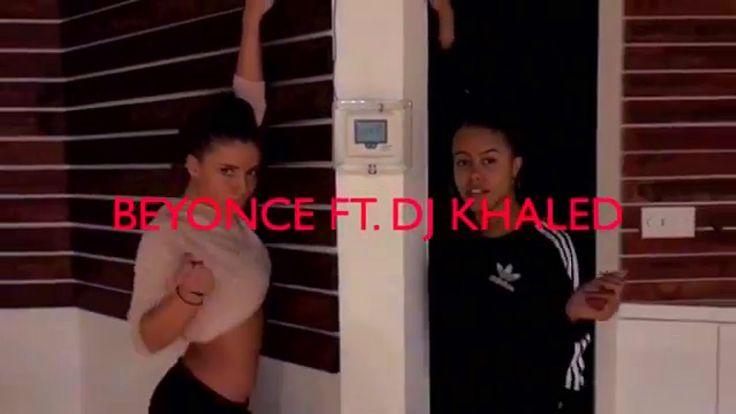 """Jade Chynoweth -Beyonce """" Shining """" Choreography by Eden Shabtai"""