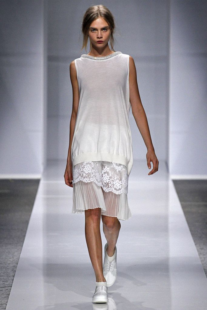 @Ports_1961 #catwalk #MFW #Milano #SS_2013 #trends #in #white