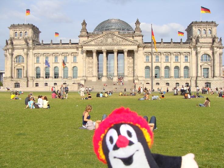 Krtek in berlin :)