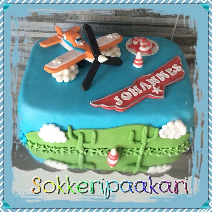 Lentsikat -kakku