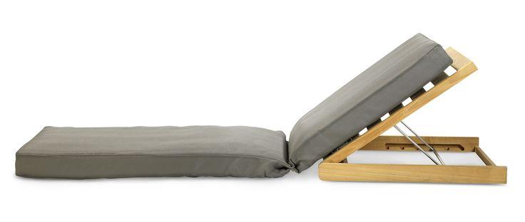 Sandy backrest stol från Ethimo hos ConfidentLiving.se