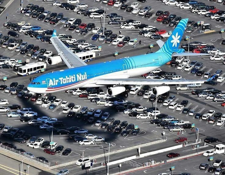 @Regrann from @airtahitinui -  It takes only 8 hours for our blue bird to fly from Tahiti to Los Angeles  Thanks @diecastryan for this spectacular pic  #Repost  Look at that monster shadow! An Air Tahiti Nui A343-313 (#FOSUN) approachin over the parking lot at LAX! #airtahitinui #airtahiti #tahiti #airbus #airbuslover #airbuslovers #airbuslover15 #airbus340 #a340 #megaplane #megashot #instaplane #instagramaviation #igaviation #aviationlovers #aviationgeek #aviation4u #aviationdaily…