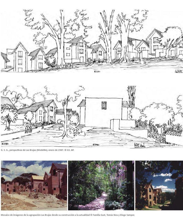 Agrupación de viviendas  LAS BRUJAS. #ClippedOnIssuu desde una publicación de issuu
