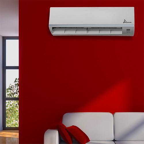 GMC Mid Wall Home Air Conditioner R410a - 12000BTU