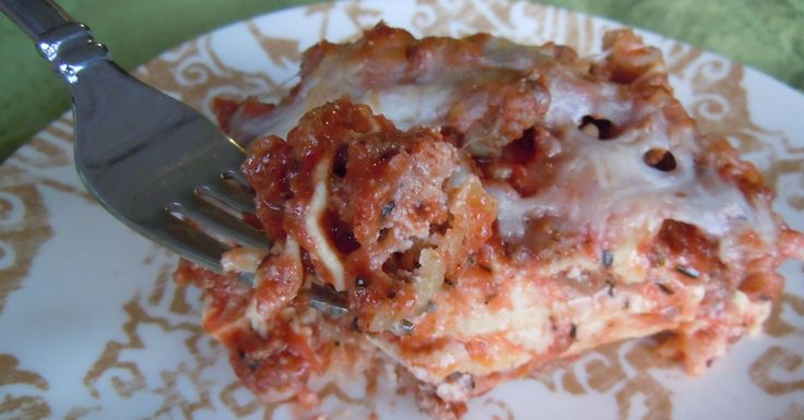 Our Copycat Stouffer's Lasagna freezer meal recipe costs less per serving and doesn't have mystery ingredients. So it's a win for your wallet and health!
