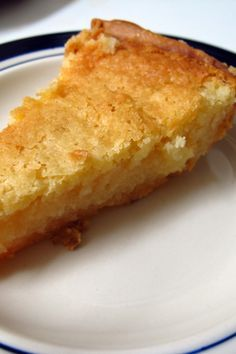 Buttermilk Chess Pie #Recipe: the ultimate Southern pantry pie!
