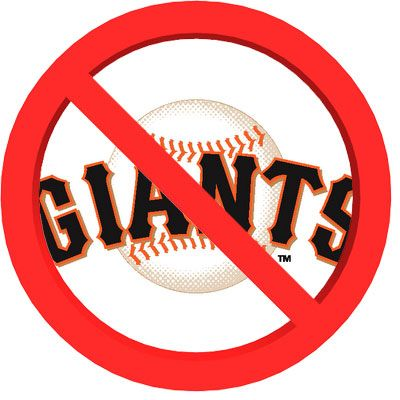 San francisco giants suck