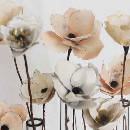 10 Pretty Paper Flower Tutorials | Spoonful