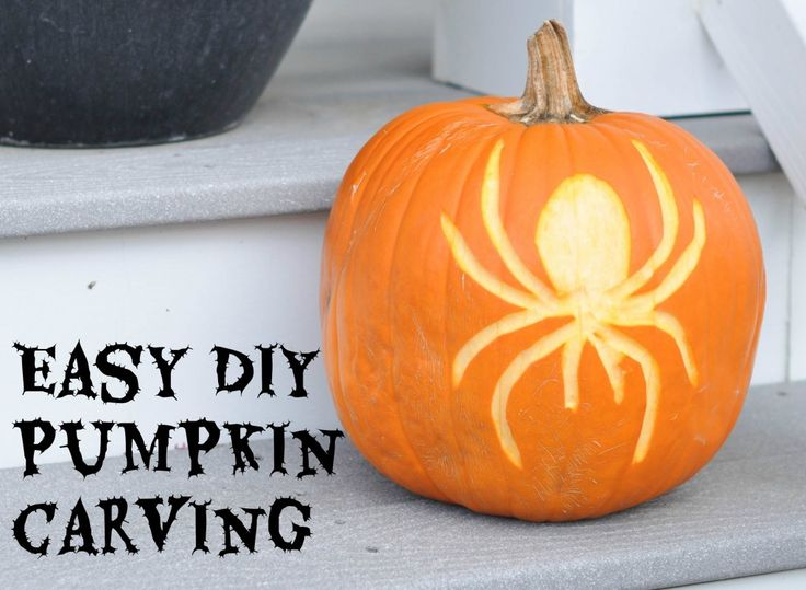 Easy DIY Pumpkin Masters Pumpkin Carving Kits #PumpkinMastersKit #Ad