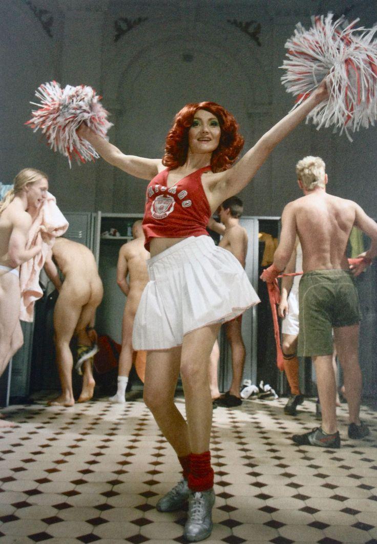 Katarzyna Kozyra, Cheerleaderka, 2006