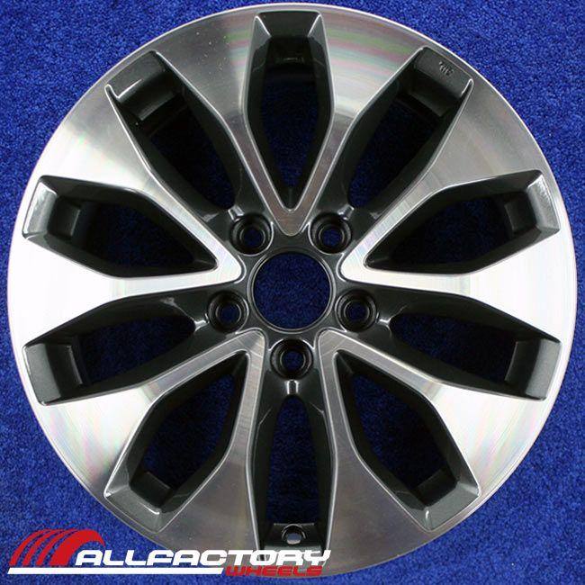 "2013-2014 Honda Accord 17"" Wheel"