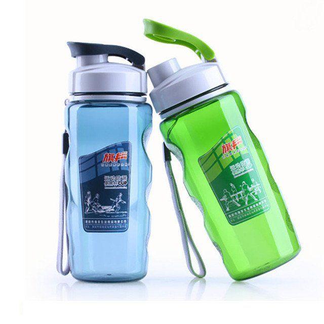 Plastic Bottle Water Sports Bottle bike bottle