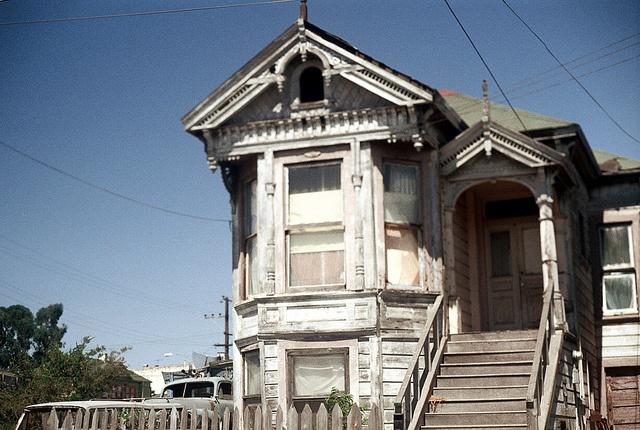 Oakland, 1971