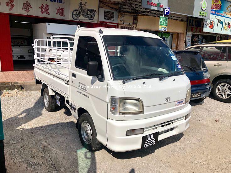 Japan K-Truck Daihatsu Hijet S210P telah dimiliki oleh ...