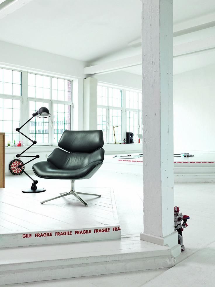 jehs laub armchair shrimp cor design made in. Black Bedroom Furniture Sets. Home Design Ideas