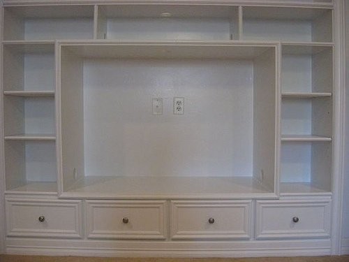 Another interesting design for the built in media center.