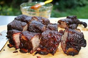 These ribs are my absolute favourite. I make these in a propane smoker so the instructions are for propane smokers. Of course this recipe ...