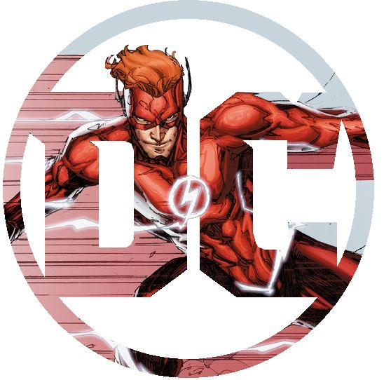 DC Logo for Wally West by piebytwo