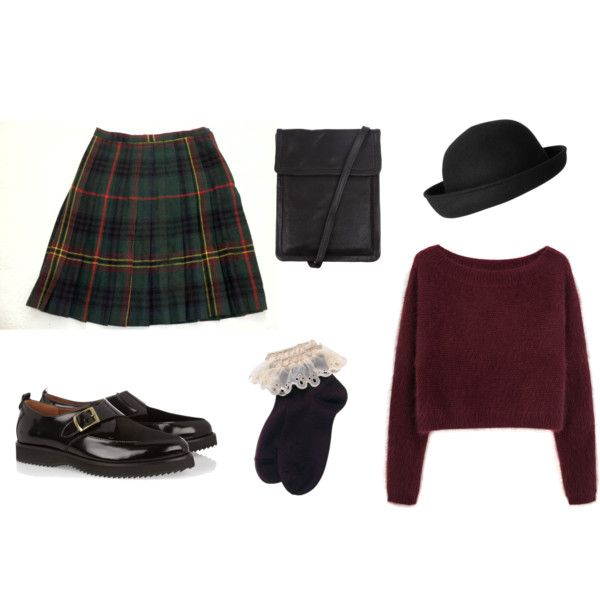 """autumn"" by hortumsuzfil on Polyvore"