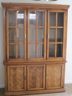 need to find a Goodwill cabinet to do this!