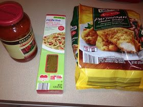 Wishes do come true...: Chicken Parmesan Aldi recipes @Lori Bearden Amendola Baraldi USA