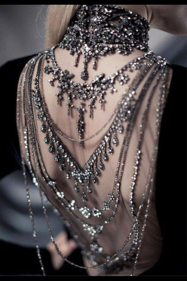 Body Chain Jewelry Trend – Fashion Style Magazine - Page 2
