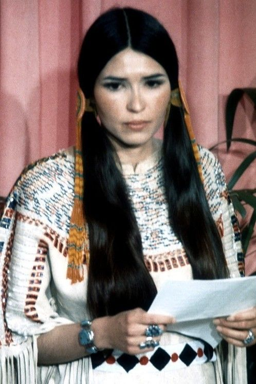 Sacheen Littlefeather                                                                                                                                                                                 More