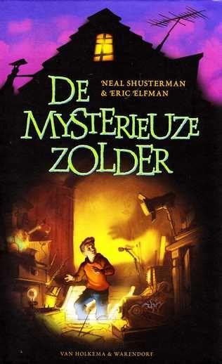 De mysterieuze zolder ik wou dit boek lezen omdat het me interessant leek.