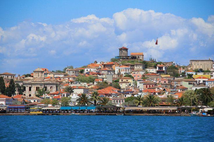 Cunda  Adası, Ayvalık, Turkey