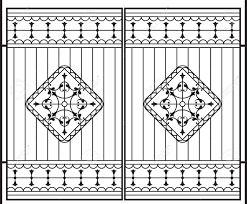 Risultati immagini per ringhiere ferro battuto