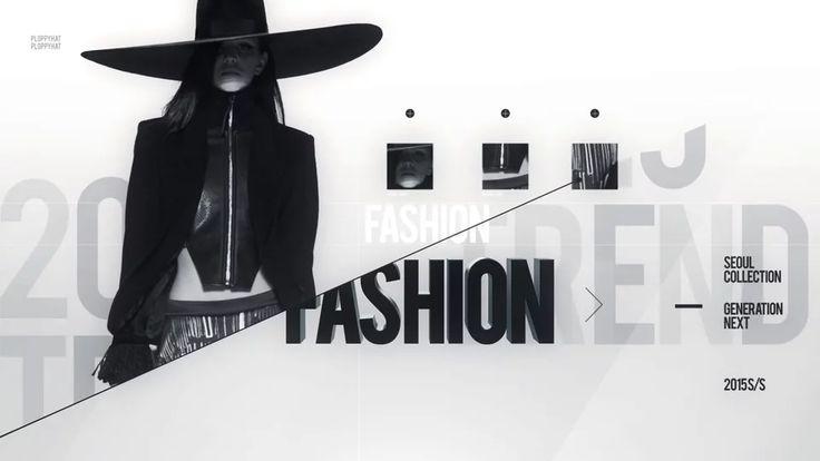 Seoul Fashion Week 2015 S/S Title on Vimeo