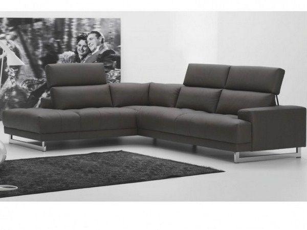 Comfortable Schillig Sofa With Chaise Lounge: Marvelous For Modern Living  Room Interior Design Ideas Black Contemporary Schilling Sofa Artis.
