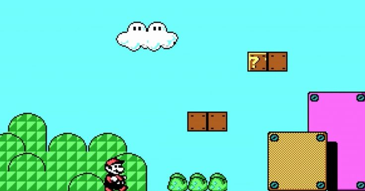 John Romero posts first-ever video of id Software's Super Mario Bros. 3 PC demo #software