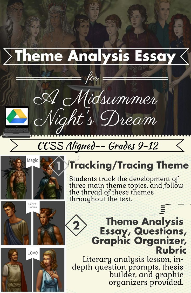 17 best images about sincerely shakespeare gcse shakespeare s a midsummer night s dream theme analysis digital and printable
