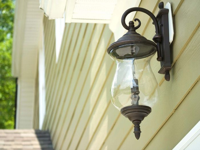 Outside Light Fixtures