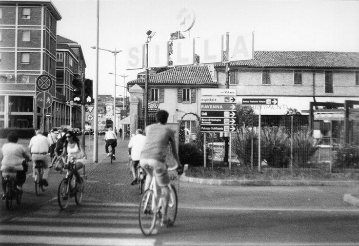 Incrocio. From: 'My Way to Say Goodbye' Giugno 2014 Ferrara | Italy photo: Laura Belotti