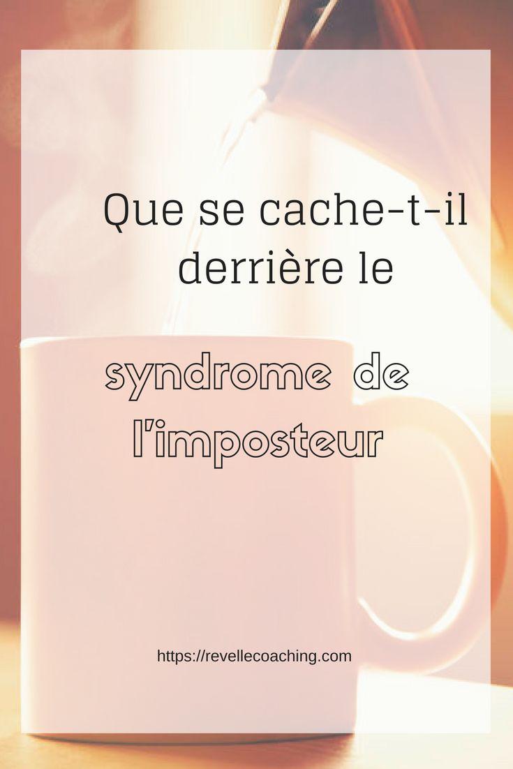 Qu'est-ce que le syndrome de l'imposteur ? Que cache-t-il et comment le dépasser ? Je vous en parle en vidéo.