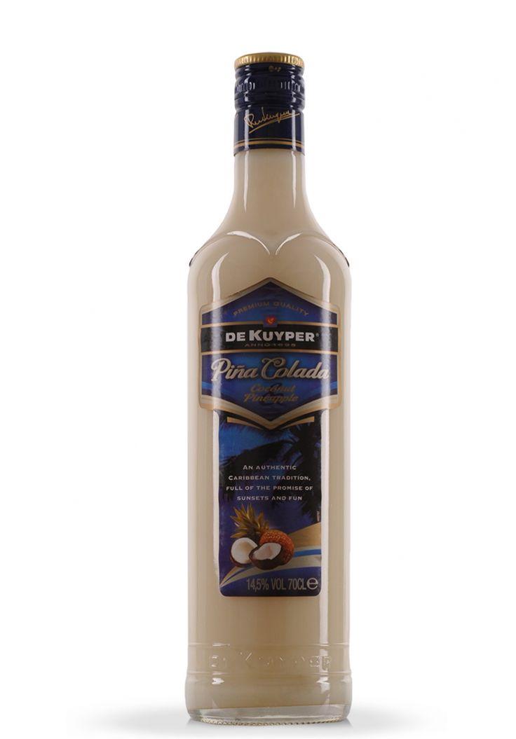 lichior de kuyper pina colada 0 7l lichior liqueur pinterest pina colada. Black Bedroom Furniture Sets. Home Design Ideas