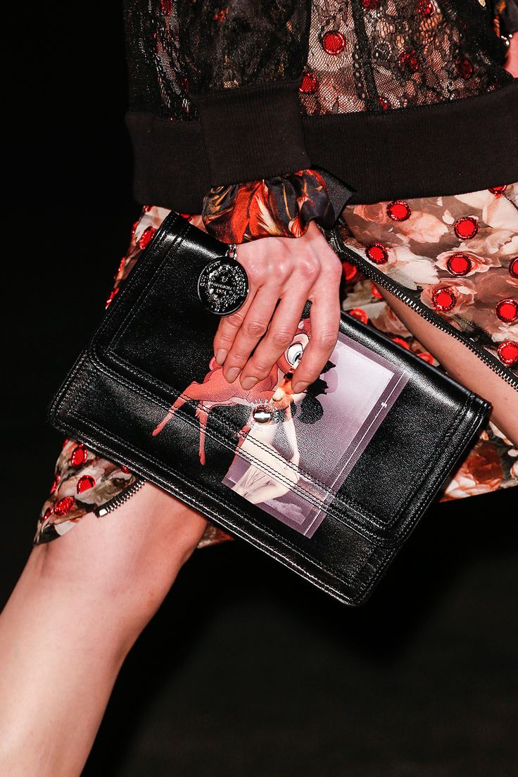 Bambi clutch at #Givenchy