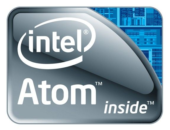 Intel Atom Processor Logo [EPS File]