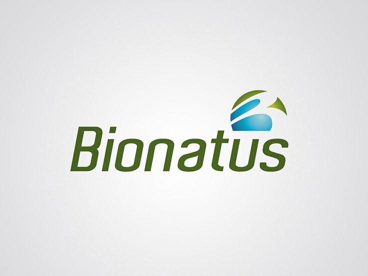 Logotipo Bionatus. Criação: Rafael Okubara.