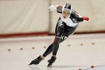 Eneste danske skøjteprinsesse ved Vinter OL i meget lang tid....