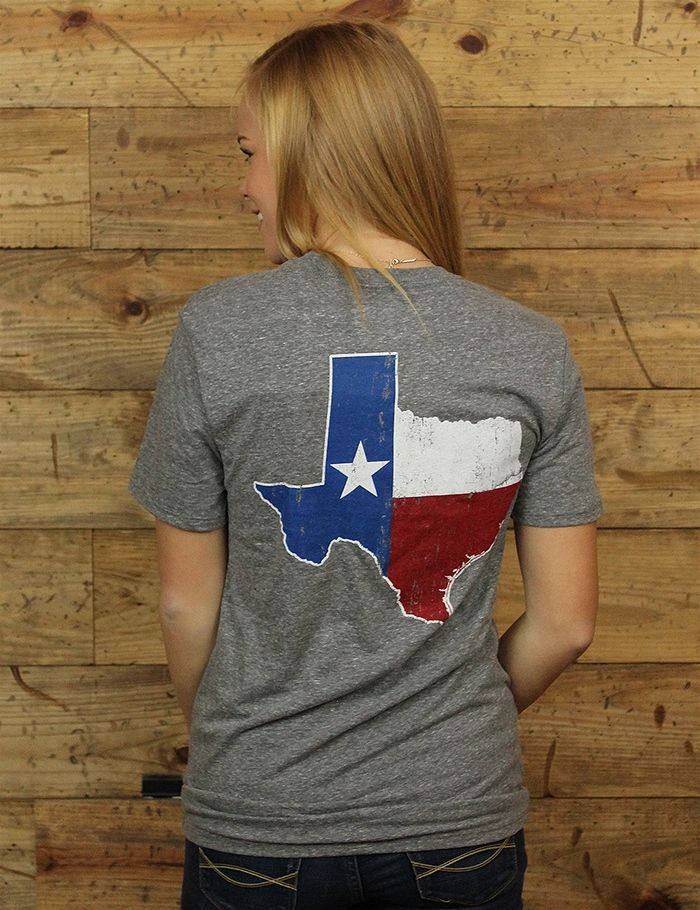 This tee is perfect for every Texas-lovin-folk