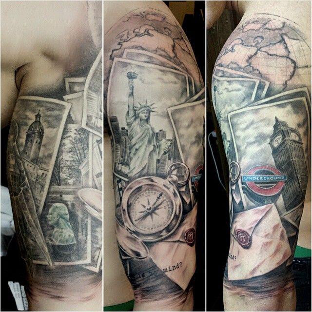 Janne Carlsson, Tattoo Söder, Ulricehamn, Sweden Instagram: tattoosoder
