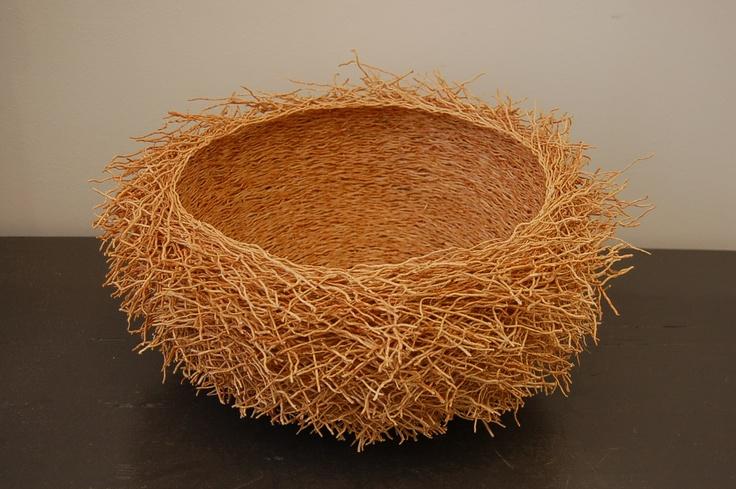 Vetiver nest