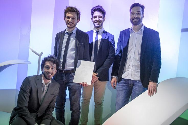 Federico Elli, Marco Febbo, Stefano Filipuzzi, Andrea Fiorito