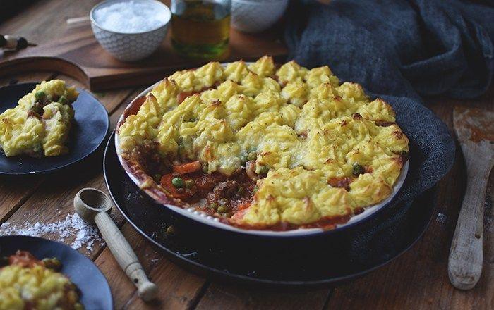 Shepherd's Pie: Irisches Wohlfühlessen