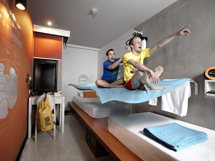 lub d hostel Siam