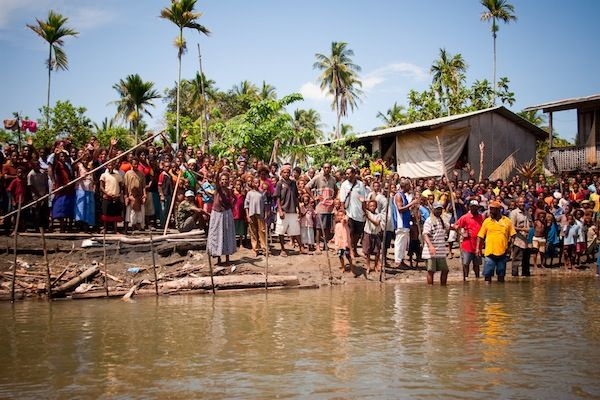 Yellowbrick helping bring medical aid to isolated communities in papua new guinea