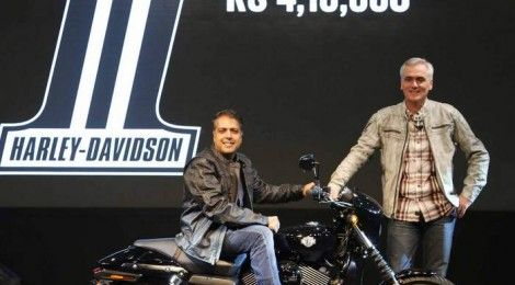 Street 750 accounts for 58% Harley Davidson India sales | RushLane Indian Cars Bikes News Reviews & Photos